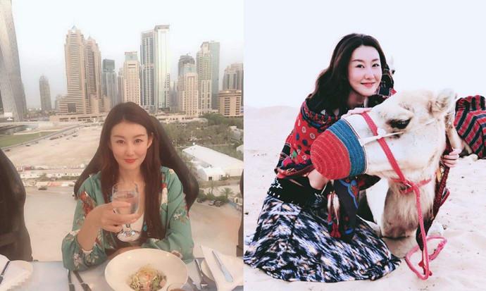 王宝强疑似和女友冯清同居