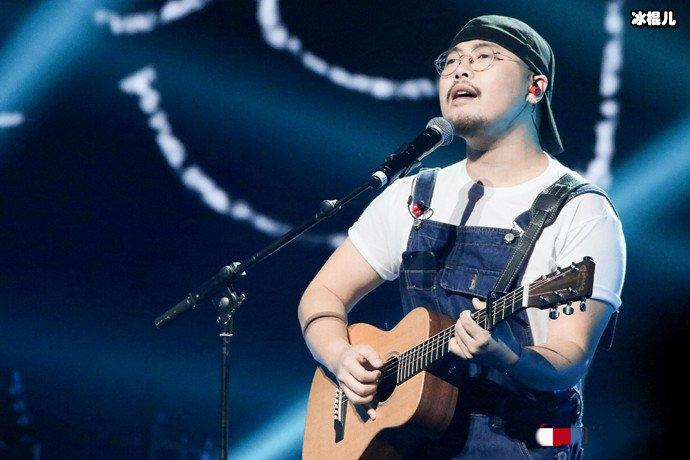 刘昊霖参加第一季好声音