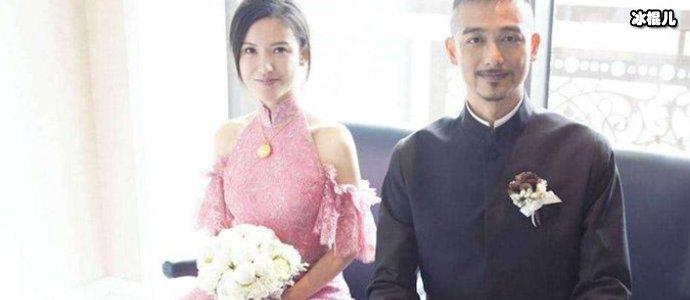 杨子姗和老公吴中天